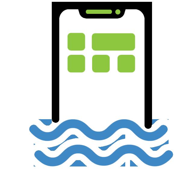 CELLPHONE WATER DAMAGED 1