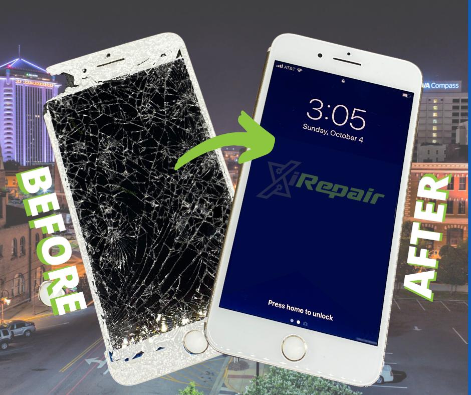 iPhone Repair in Montgomery Alabama