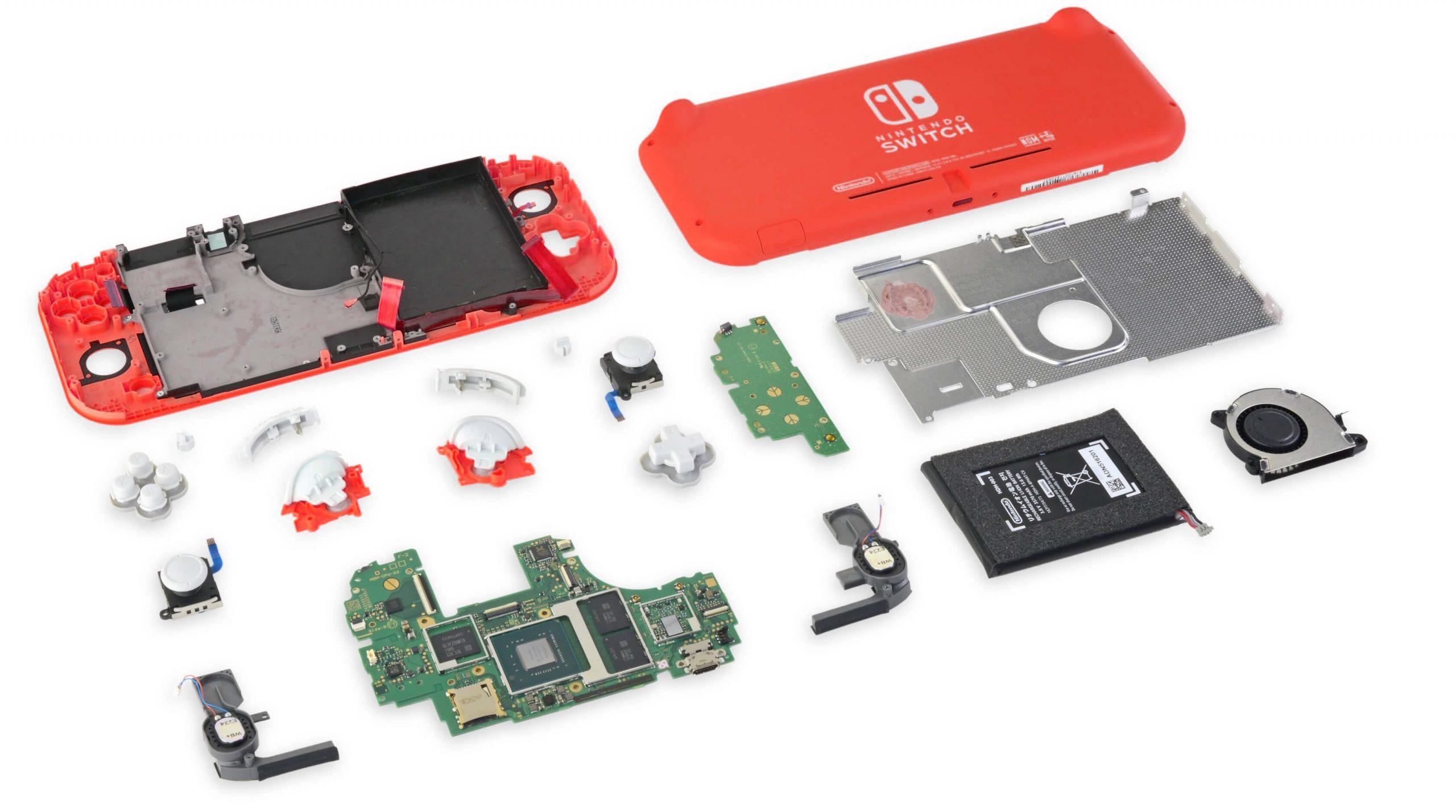 nintendo switch repair 1